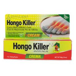 Hongo Killer Cream 1% 14g