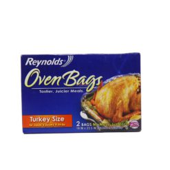 REYNOLDS TURKEY OVEN BAGS 2ct