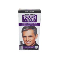 JUST FOR MEN TOUCH OF GRAY T55