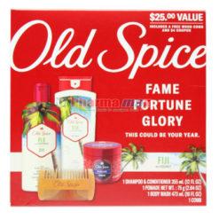Old Spice Gift Set Fiji 4pcs