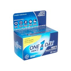 ONE A DAY MEN'S 60 TABS