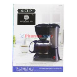 MAXIMUS COFFEE MAKER 4cup