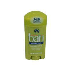 BAN POWDER FRESH BAR 2.6oz