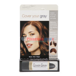 COVER YOUR GRAY WOMEN BLACK