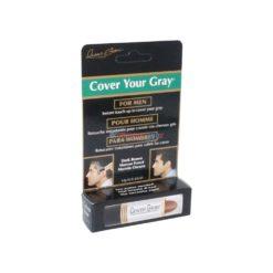 COVER YOUR GRAY MEN DRK/BRWN