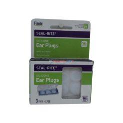 FLENTS EAR PLUG SILICONE 3pair