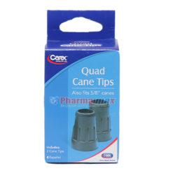CAREX CANE TIPS 5/8''