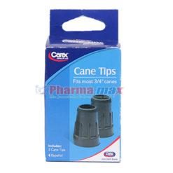 CAREX CANE TIPS 3/4''