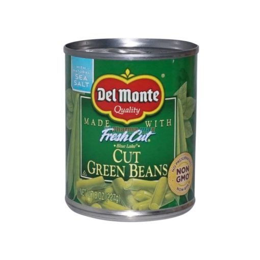 DEL MONTE CUT GREEN BEANS 8oz