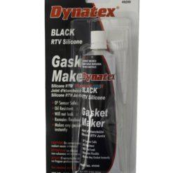 DYNATEX SILICONE BLACK 3oz