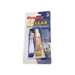 DYNATEX 4 MIN EPOXY CLEAR 1oz