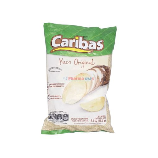 FRITO LAY CARIBAS YUCA 2.3oz