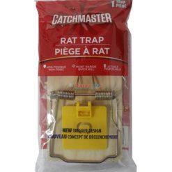 CATCHMASTER RAT TRAP 1pc