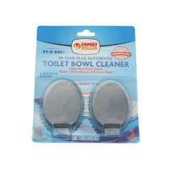 FD TOILET BOWL CLEANER 2TABS