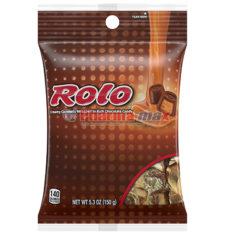Hershey's Rolo Chewy Caramel Chocolate  5.3oz