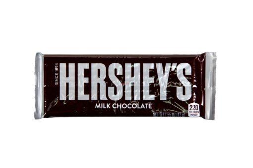 HERSHEYS MILK CHOCO BAR 1.55oz