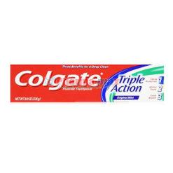 COLGATE TRIPLE ACTION 8oz