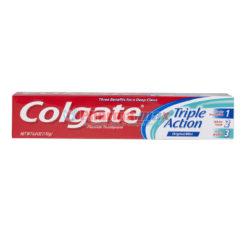 COLGATE TRIPLE ACTION 6oz