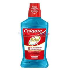 Colgate Advanced Mouthwash Peppermint 16.9oz