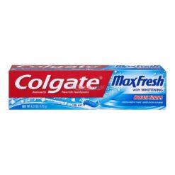 COLGATE MAX FRESH COOL MIN 6oz