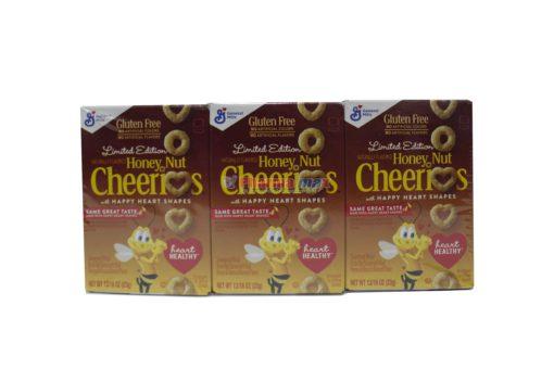 GM HONEY NUT CHEERIOS 6/23 G