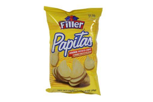 FILLER PAPITAS 2oz