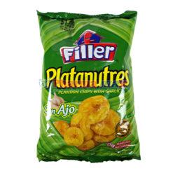 FILLER PLATANUTRES CON AJO 2oz