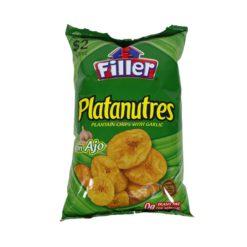 FILLER PLATANUTRES AJO 6oz