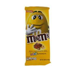 M&M BAR MINIS & PEANUTS 3.90oz