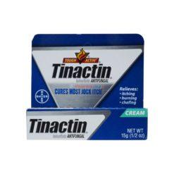 TINACTIN JOCK ITCH CREAM 15g