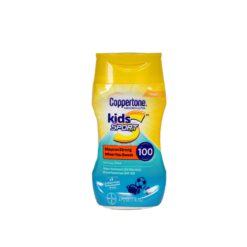 COPPERTONE KIDS LOT 100spf 4oz