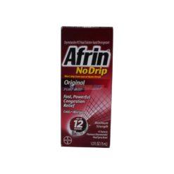 AFRIN NO DRIP ORIGINAL 1/2oz