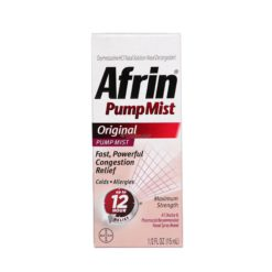 AFRIN PUMP MIST ORIGINAL 1/2oz