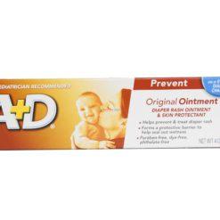 A+D DIAPER RASH ORIG OINT 4oz