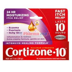 Cortizone 10 Intensive Healing maximum Strength 1oz
