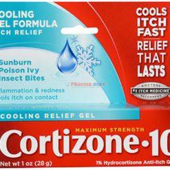 CORTIZONE-10 COOLING GEL 1oz