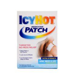 ICY HOT PATCH ARM,NECK&LEG 5pk