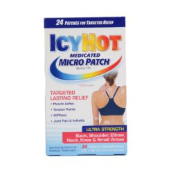 ICY HOT MICRO PATCH 24ct
