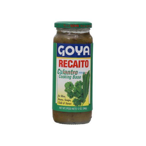 GOYA RECAITO C/ CILANTRO 12oz