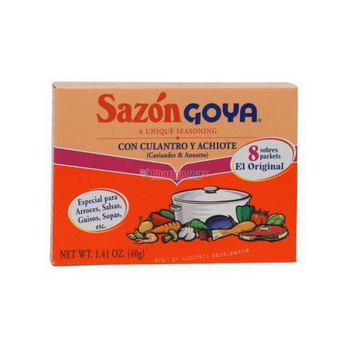GOYA SAZON CULANT/ACHIO 1.41oz