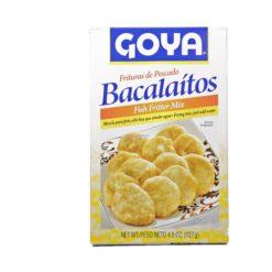 GOYA BACALAITOS 4.5oz