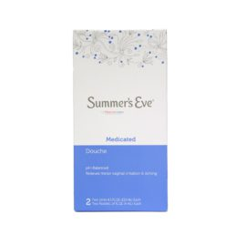 SUMMERS EVE MEDICATED 2/4.5oz