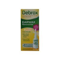 DEBROX EAR WAX REMOVAL 15ml