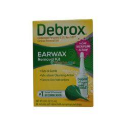 DEBROX EAR WAX REMOV KIT 15ml