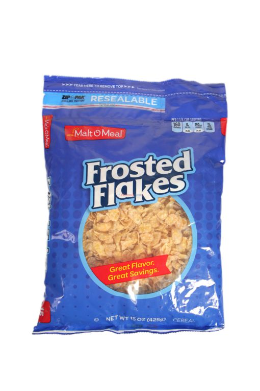 MOM FROSTED FLAKES 15oz