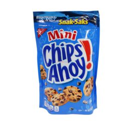 NABISCO MINI CHIP/AHOY BAG 8oz