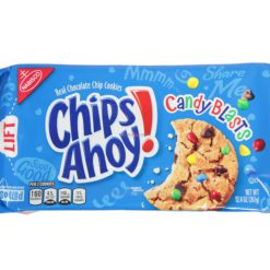 NABISCO CHIPS AHOY CANDY12.4oz