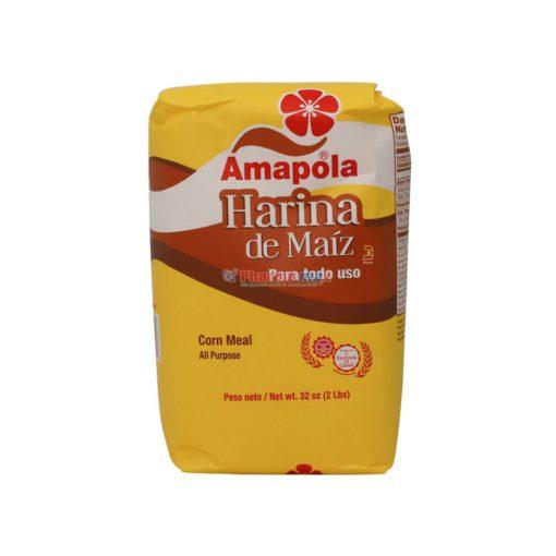 AMAPOLA HARINA MAIZ 2 LBS