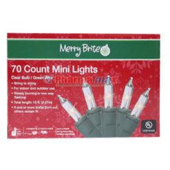 MB 70 Count Mini Light Green Wre