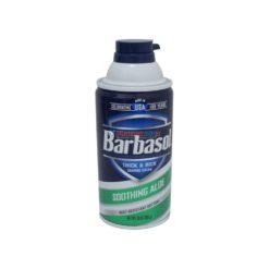 BARBASOL SOOTHING ALOE 10oz